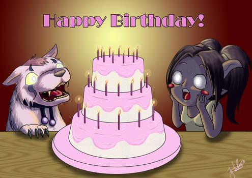 WoW Birthday