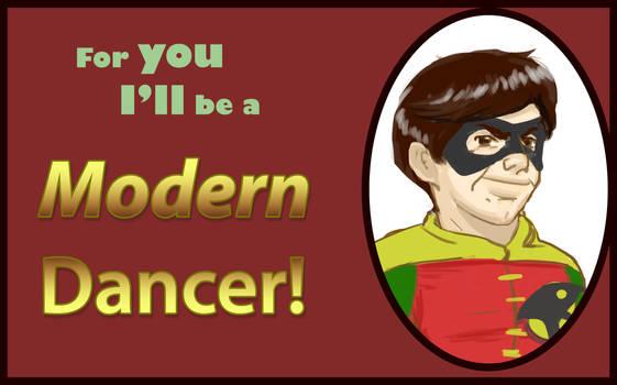 Starkid Valentine: Robin by axemsir