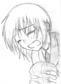 Aaaw.. don't cry Yuki