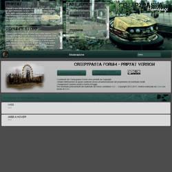 Creepypasta Forum by Cyan97