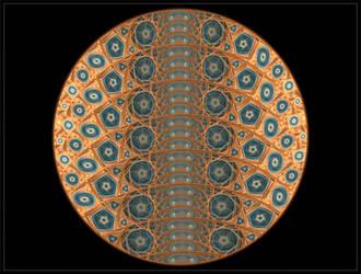 Dwarven Shield by VoxendCroise