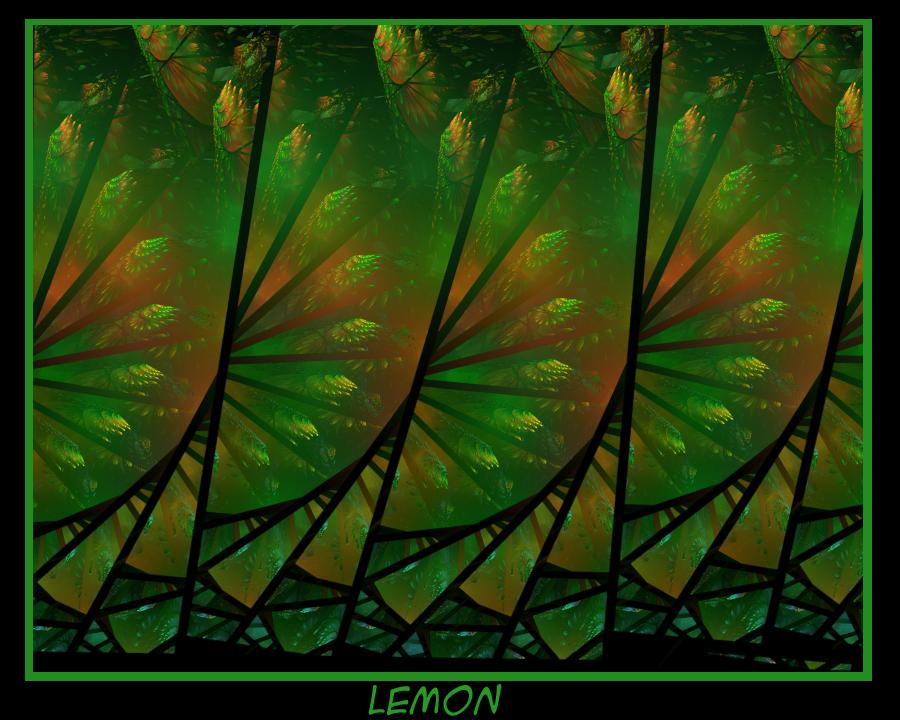 Lemon by VoxendCroise