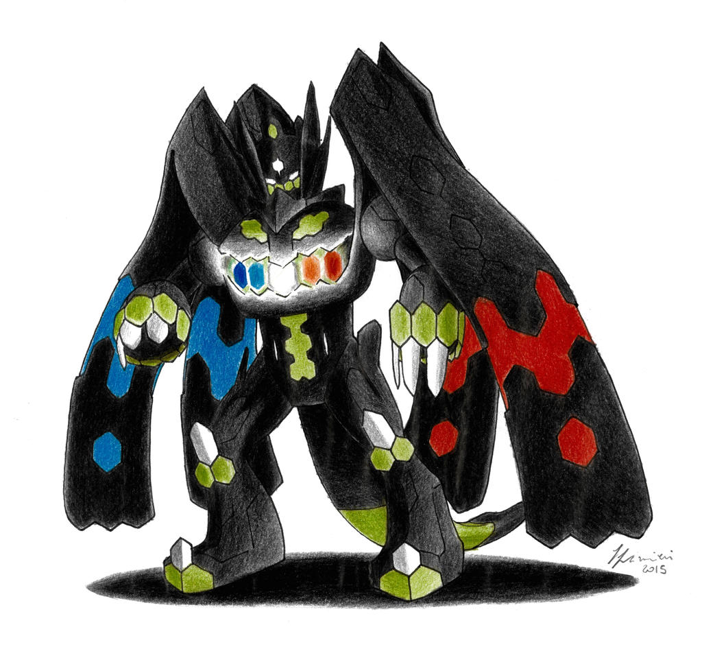 how to change zygarde forms