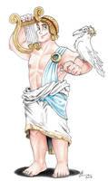 Apollo - Gods of Olympus