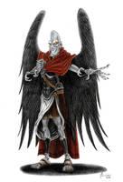 Thanatos - Gods of Olympus by LorenzoLivrieri