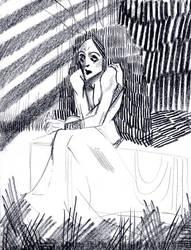 Contemplation by LorenzoLivrieri