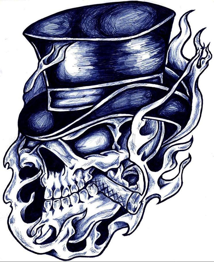 Pin Sun Skull Coloring Page on Pinterest