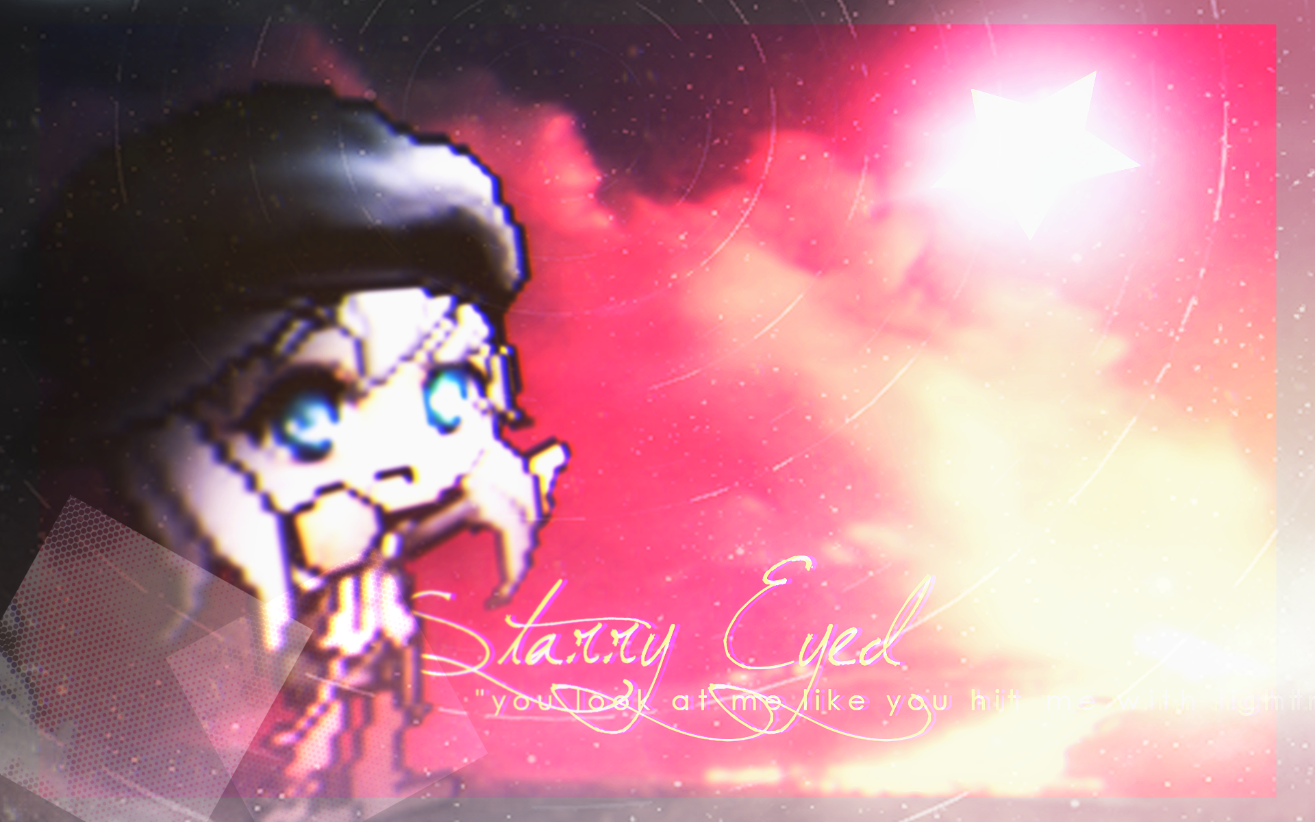 COLLABORATION   Starry Eyed by unanify