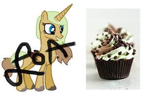Cupcake Themed Adopt by LandofAdoption