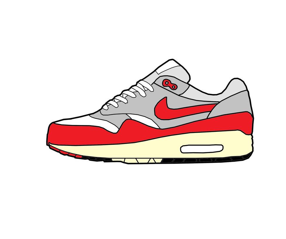 watch ee21d 197f0 Nike Air Max 1 Vector by MattisamazingPS ...