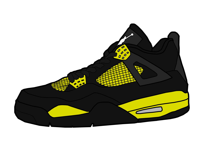 D Print Files Nike Shoes