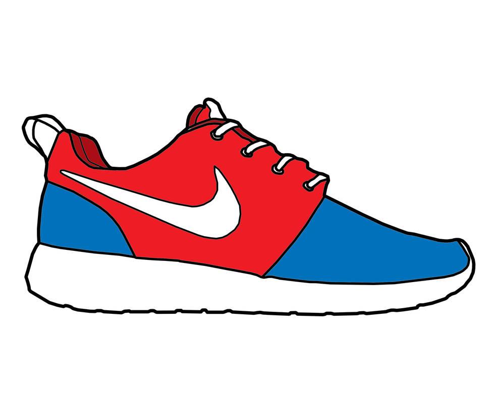 wholesale dealer d0c20 53087 Nike Roshe Run  Pre Montreal  by MattisamazingPS ...