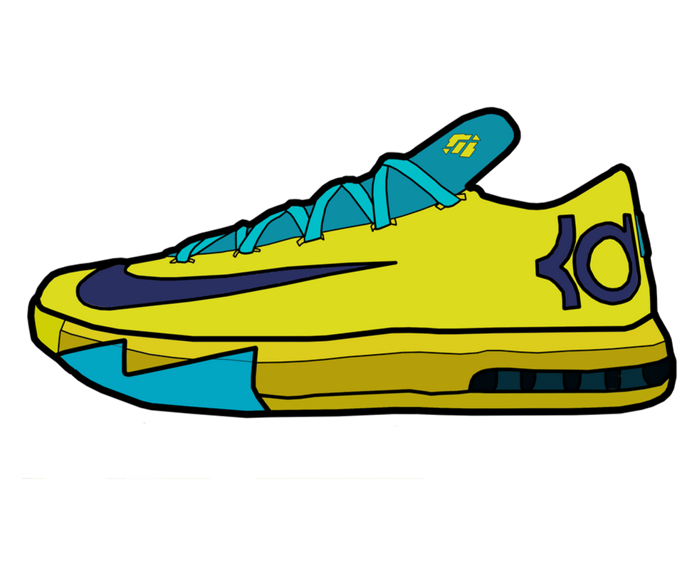 Drawing Of Nike Kd How To Draw Nike Shoes | NHS Gateshead