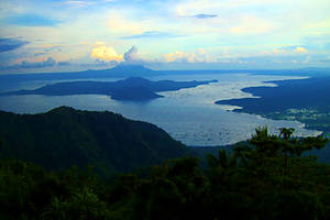 Taal Crater II