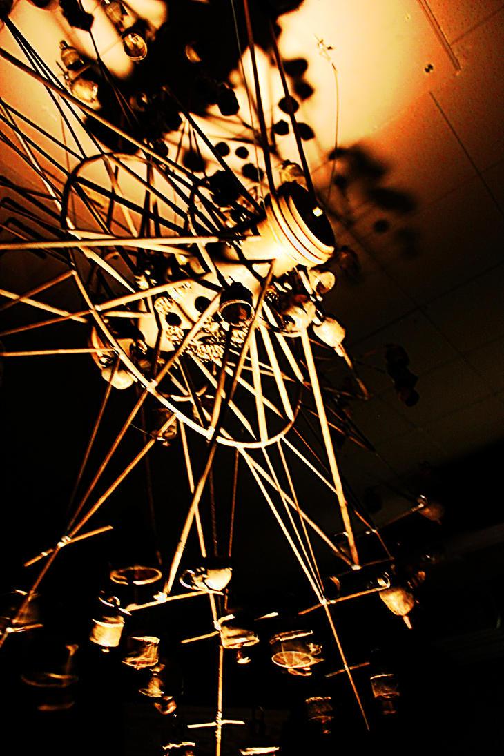 Bell Wheel VIII by patrick-brian
