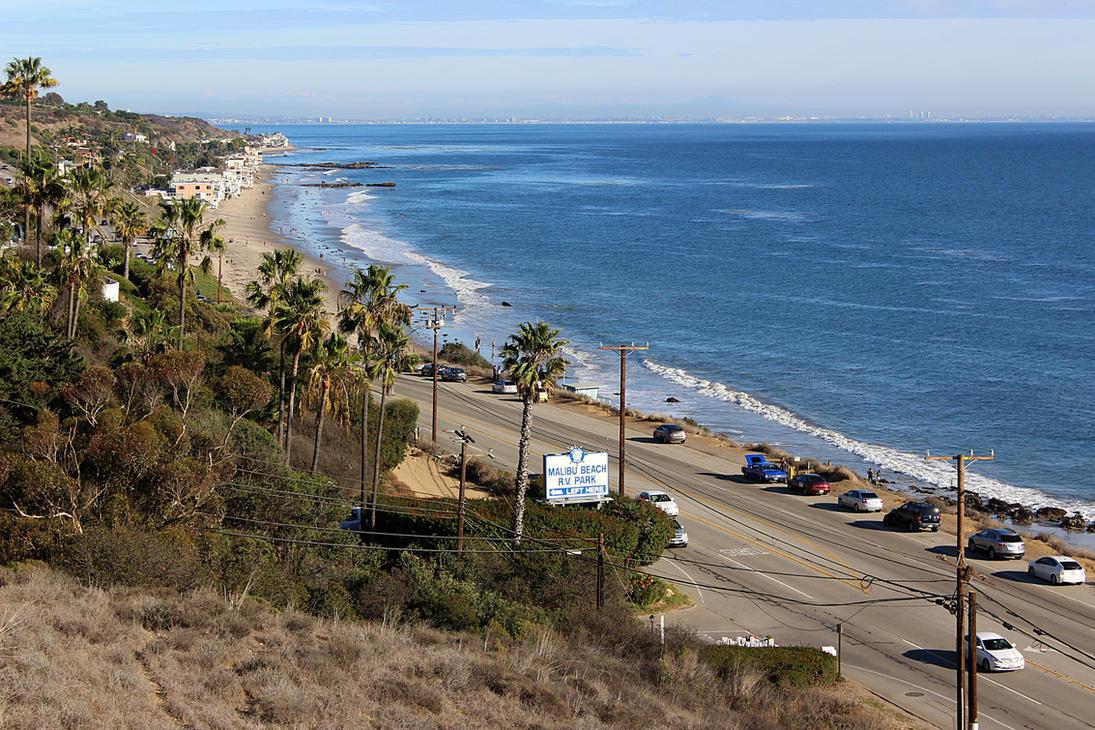 Malibu Coast by patrick-brian