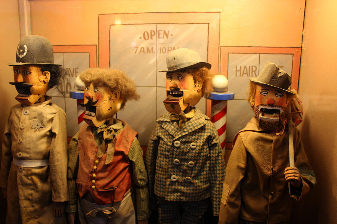 Barbershop Quartet I by patrick-brian