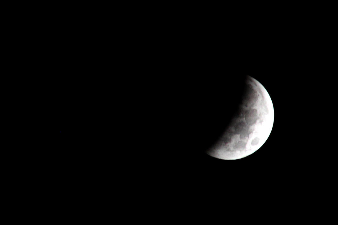 Lunar Eclipse II by patrick-brian