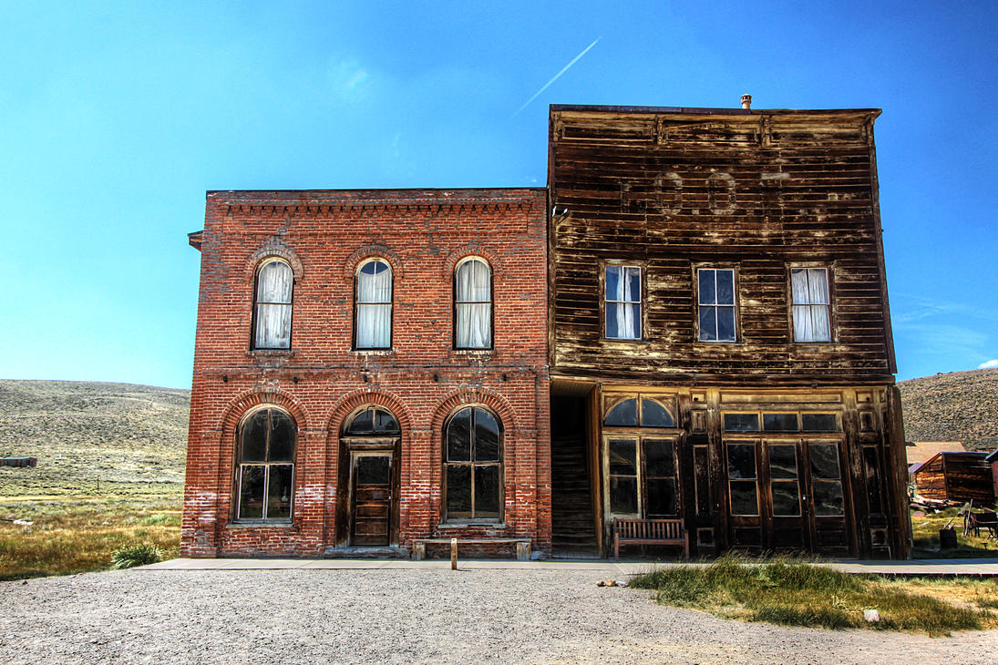 Bodie storefronts