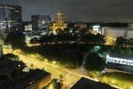 Atlanta Skyline, Night