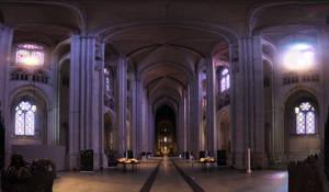 St. John the Divine Interior