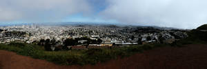 View from Twin Peaks II