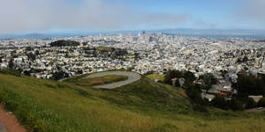 View from Twin Peaks III