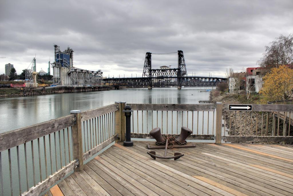 Steel Bridge VII