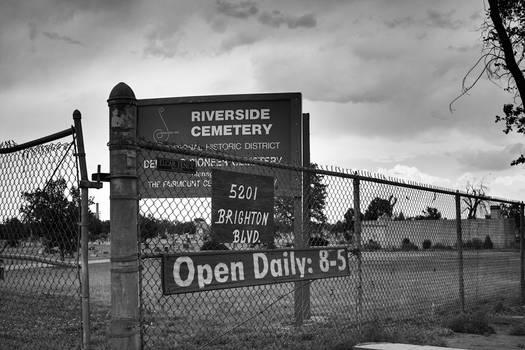 Riverside Cemetery I