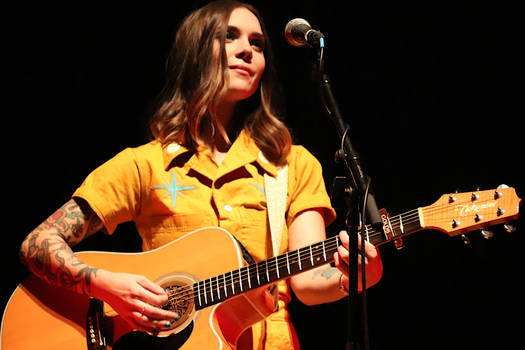 Kayleigh Goldsworthy at Boulder Theater I
