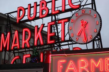 Pike Place Market VIII
