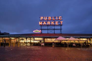 Pike Place Market VI
