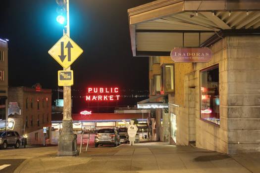 Pike Place Market V
