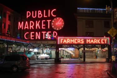 Pike Place Market II