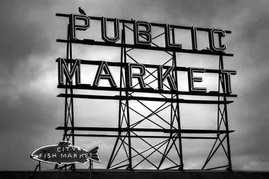 Pike Place Market I