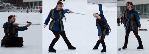The Hobbit on Ice
