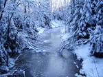 Frozen Brook Stock
