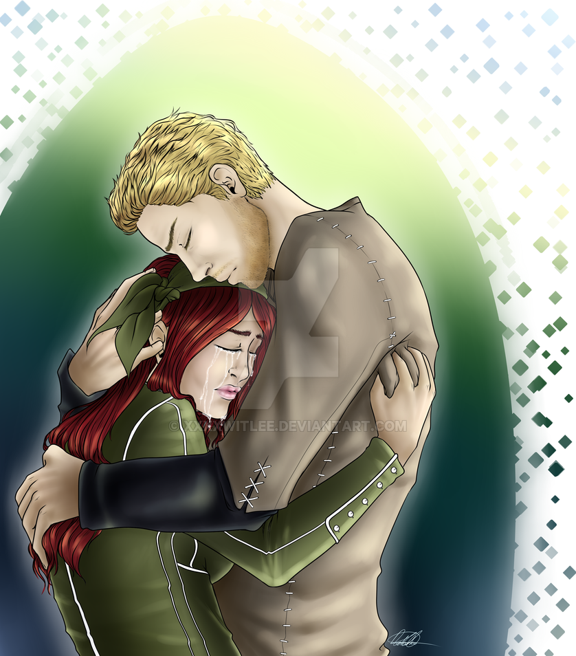 Negansfirstwife with Cullen Rutherford by XXXXwitlee