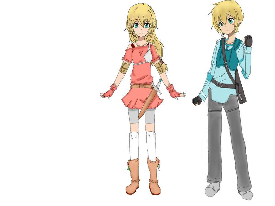 My avatar for Sword art Online by Mesha-san on DeviantArt