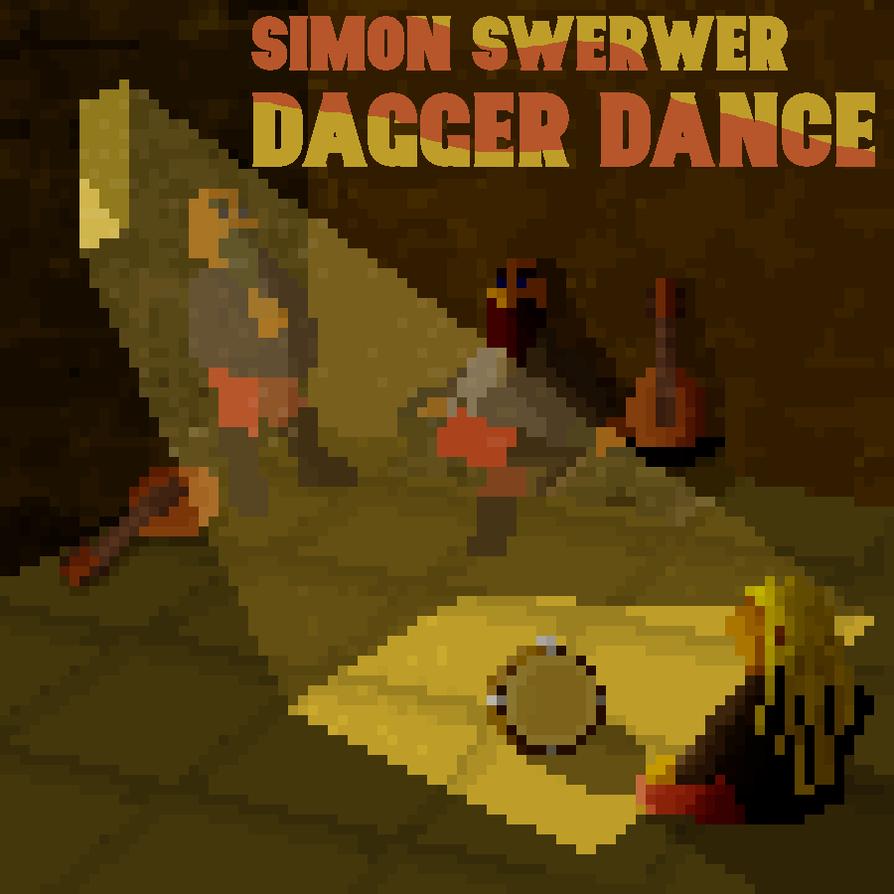 Dagger Dance by simonswerwer