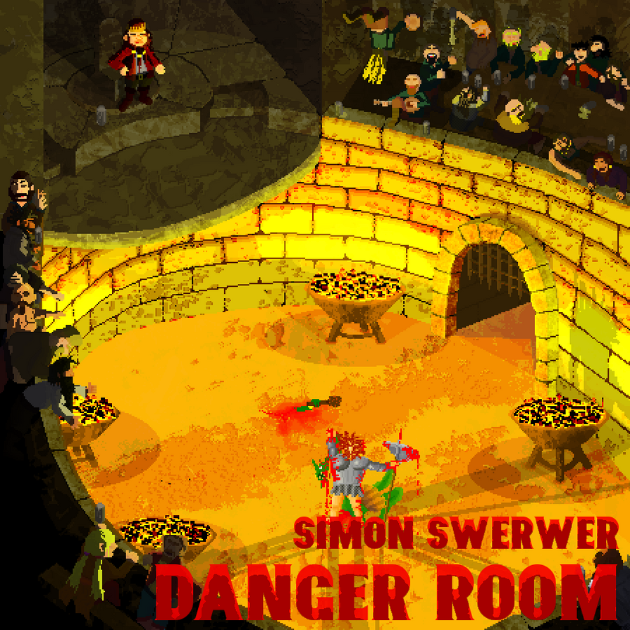 Danger Room by simonswerwer