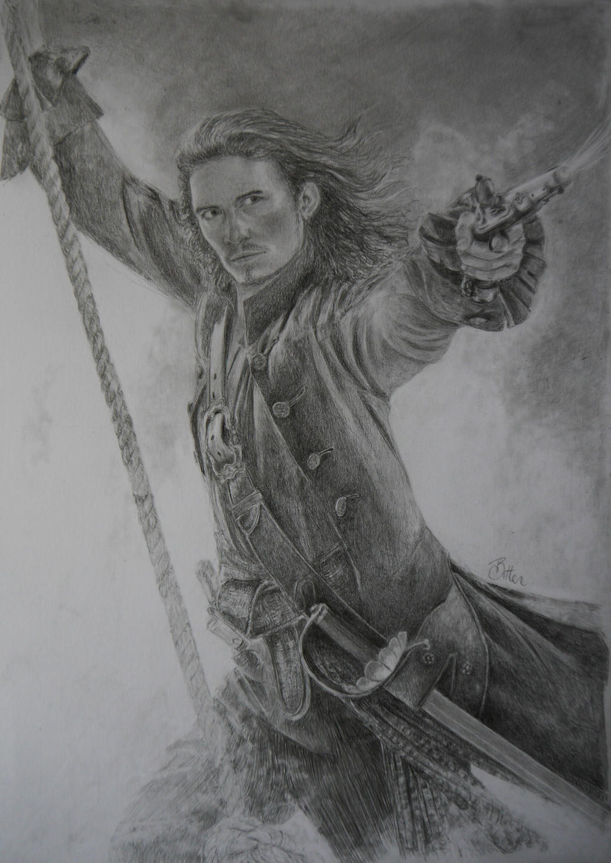 Will Turner on PiratesOfCaribbean - DeviantArt - photo#14