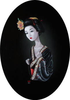 Geisha # 42.01