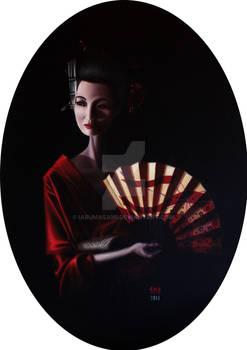 Geisha # 42.02