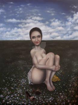 Ritratto di Maria Vileda Rossi