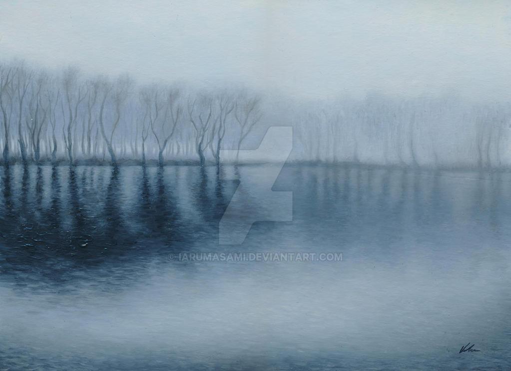 Paesaggio # 46.01 by Iarumasami