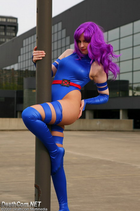 Psylocke by TakagiNaoSama