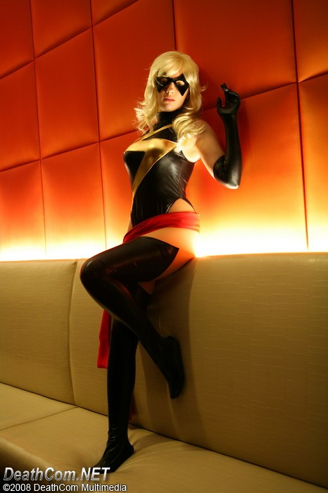 Ms. Marvel by TakagiNaoSama
