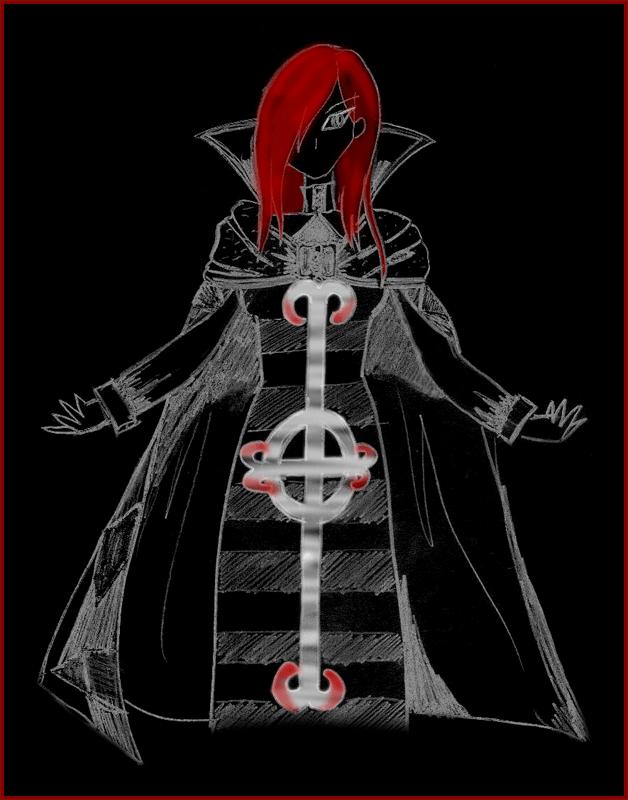 Bloody Dracul Vampiru