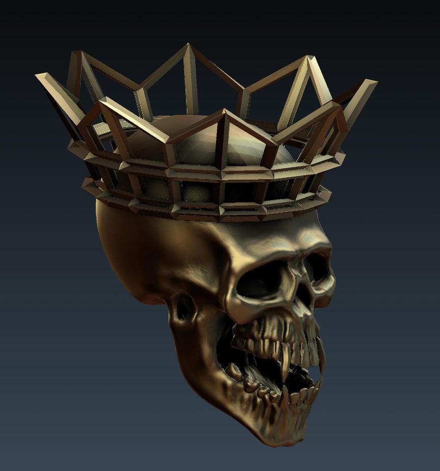 Eternal King by CREEP1973